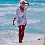 """Одежда ручной работы. Ярмарка Мастеров - ручная работа Туника """"Королева пляжа"""". Handmade."""