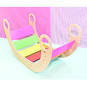 Кровати ручной работы. Ярмарка Мастеров - ручная работа Кровати: Мебель: Качалка детская. Handmade.
