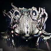 Куклы и игрушки handmade. Livemaster - original item Nakejrong, a Dark Spirit of Oblivion. Handmade.