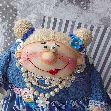 Dolls & toys handmade. Livemaster - original item Doll: Domovska. Handmade.