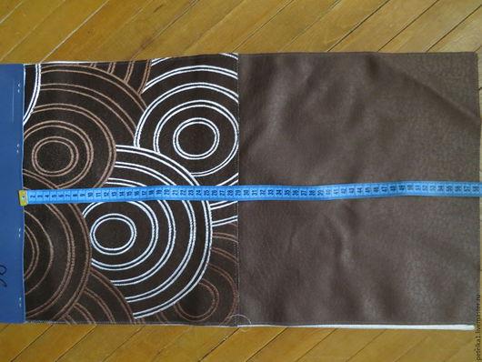 Шитье ручной работы. Ярмарка Мастеров - ручная работа. Купить лОскут мебельной ткани  № 37. Handmade. Комбинированный, ткани