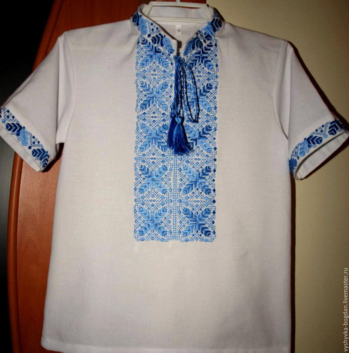 Машинная вышивка для мальчиков