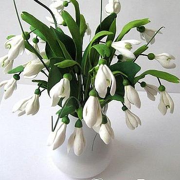 Цветы и флористика ручной работы. Ярмарка Мастеров - ручная работа Наконец пришла весна. Handmade.