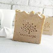 Косметика ручной работы. Ярмарка Мастеров - ручная работа Ванильное взбитое натуральное мыло с нуля. Handmade.