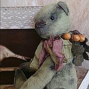 Куклы и игрушки ручной работы. Ярмарка Мастеров - ручная работа Дуб - страж леса. Мишка тедди 23см.. Handmade.