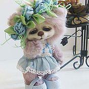 Куклы и игрушки ручной работы. Ярмарка Мастеров - ручная работа Фея незабудковой поляны. Handmade.