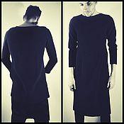 Одежда handmade. Livemaster - original item Unisex Dress. Handmade.