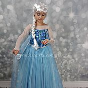 Suits handmade. Livemaster - original item Costume Elsa frozen. Handmade.