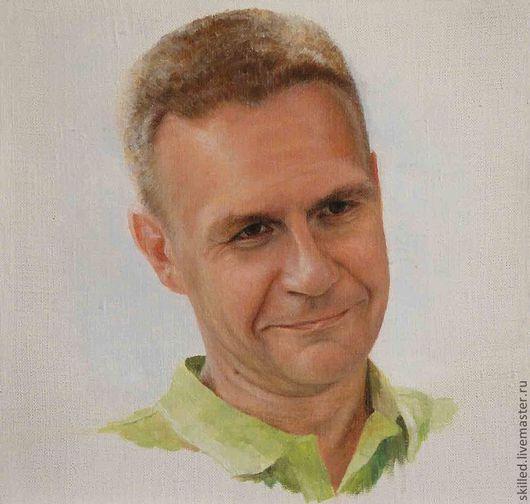 Люди, ручной работы. Ярмарка Мастеров - ручная работа. Купить Портрет на заказ. Handmade. Портрет, портрет по фото, портрет в подарок