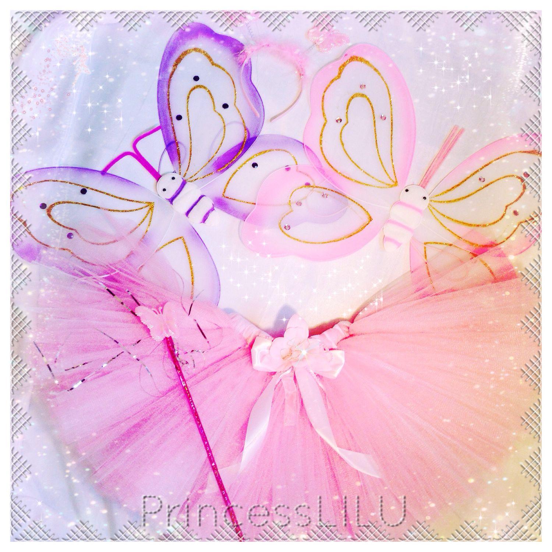 Юбка для костюма бабочки