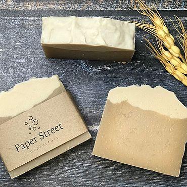 Косметика ручной работы. Ярмарка Мастеров - ручная работа Натуральное мыло с нуля Blanche de Soap. Handmade.