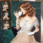 Одежда ручной работы. Ярмарка Мастеров - ручная работа Скидка 60%!Потрясающее вечернее платье.. Handmade.