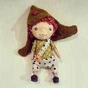 Куклы и игрушки ручной работы. Ярмарка Мастеров - ручная работа Малыши- горошки. Handmade.