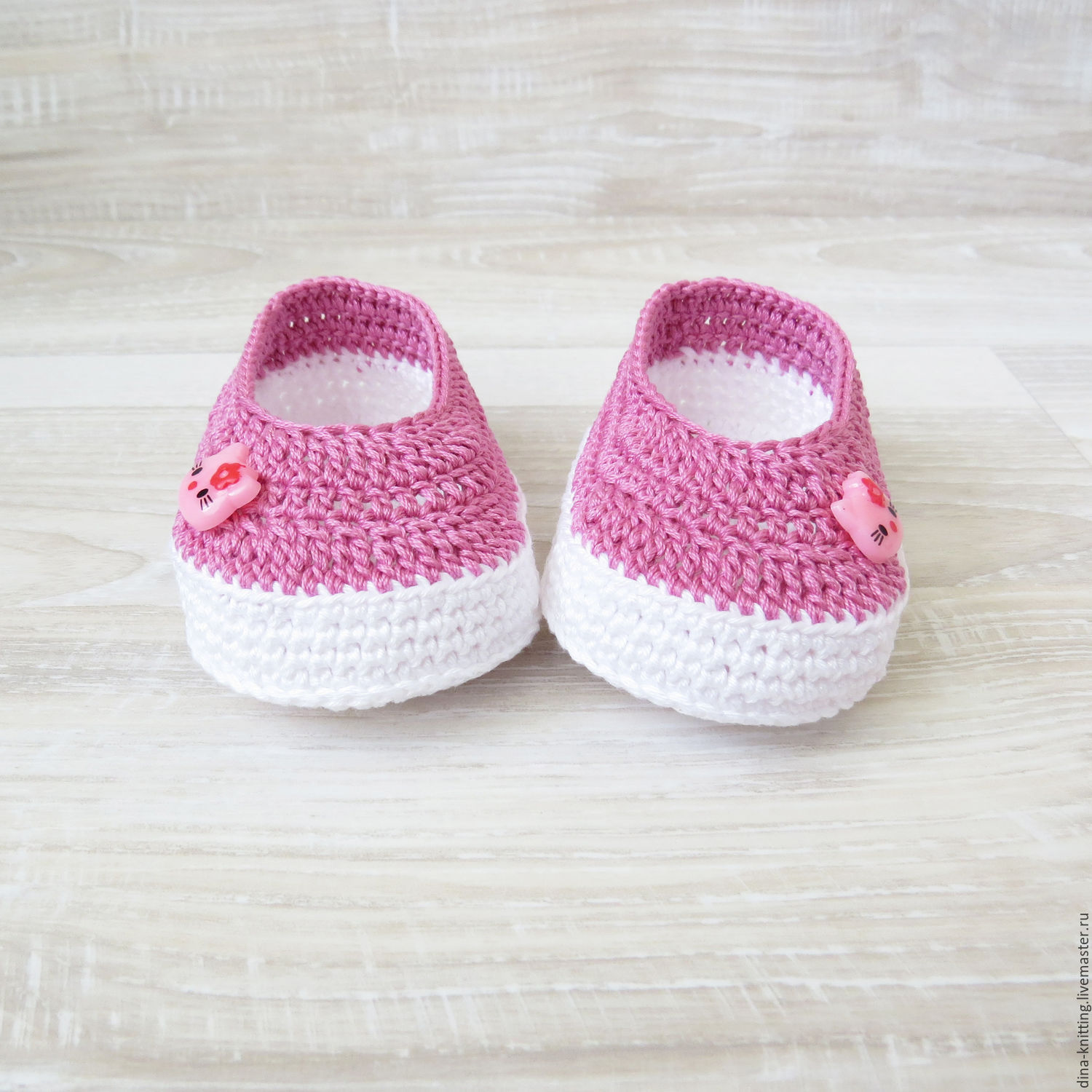booties knitted booties girls baby booties baby ballet shoes pink ...