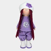 Материалы для творчества handmade. Livemaster - original item Liana doll sewing kit. Handmade.