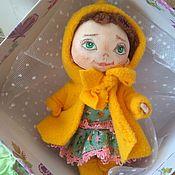 Куклы и пупсы ручной работы. Ярмарка Мастеров - ручная работа Кукла-малышка. Handmade.