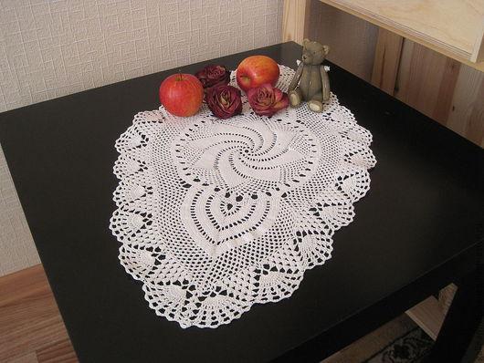 Текстиль, ковры ручной работы. Ярмарка Мастеров - ручная работа. Купить Салфетка  № 6. Handmade. Декоративная салфетка