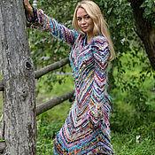 Одежда ручной работы. Ярмарка Мастеров - ручная работа Авторское платье(40-46р). Handmade.