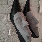 """Для дома и интерьера ручной работы. Ярмарка Мастеров - ручная работа Войлочная скульптура """"Besame Mucho"""". Handmade."""