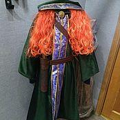 Одежда handmade. Livemaster - original item costumes: Merida