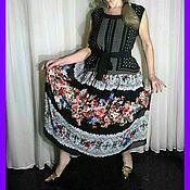 Платье Бохо - 140