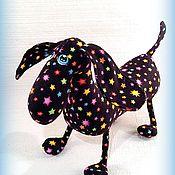 Куклы и игрушки ручной работы. Ярмарка Мастеров - ручная работа Такса  :))). Handmade.
