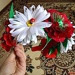 Роксолана Канзаши (roxita) - Ярмарка Мастеров - ручная работа, handmade