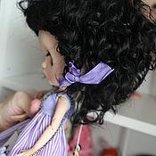 Материалы для творчества ручной работы. Ярмарка Мастеров - ручная работа Парик для Блайз. Handmade.