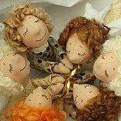 Куклы и игрушки ручной работы. Ярмарка Мастеров - ручная работа Ангел Улыбок. Handmade.