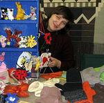 Woolen Friends - Ярмарка Мастеров - ручная работа, handmade