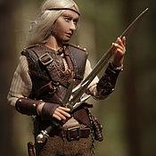 Куклы и игрушки handmade. Livemaster - original item Rainer (13,5 cm). Handmade.