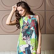 """Одежда ручной работы. Ярмарка Мастеров - ручная работа Платье футляр """"Япония"""". Handmade."""