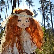 Куклы и игрушки ручной работы. Ярмарка Мастеров - ручная работа Алтея-собирательница трав. Handmade.