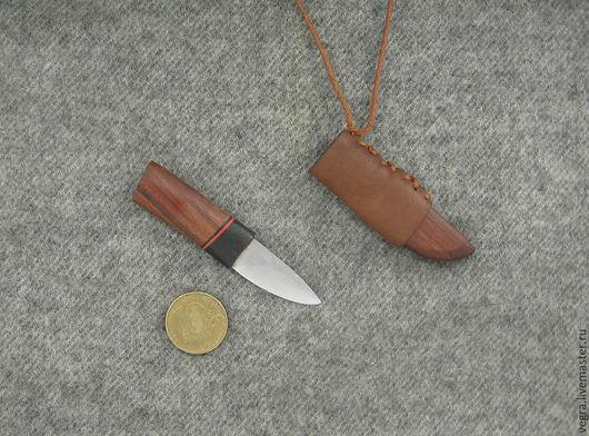 """Кулоны, подвески ручной работы. Ярмарка Мастеров - ручная работа. Купить нож кулон """"Helper 2"""". Handmade. Нож, сувенир"""