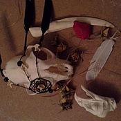 Фен-шуй и эзотерика ручной работы. Ярмарка Мастеров - ручная работа артефакт защиты Гри Гри. Handmade.