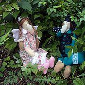 Куклы и игрушки ручной работы. Ярмарка Мастеров - ручная работа Ангелы добрых снов, Сплюшки. Handmade.