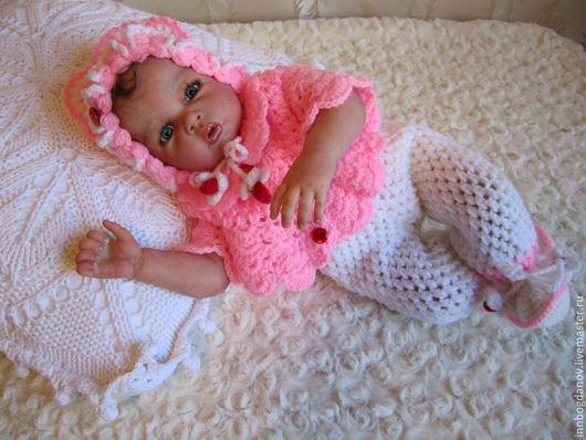 Куклы-младенцы и reborn ручной работы. Ярмарка Мастеров - ручная работа. Купить Кукла реборн Лукашечка-2. Handmade. лука