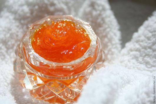 Мыло ручной работы. Ярмарка Мастеров - ручная работа. Купить Апельсиновый джем - натуральное мыло (Бельди). Handmade. Рыжий, бельди
