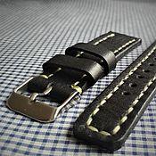 Украшения handmade. Livemaster - original item watchband 22mm. Handmade.