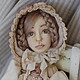 Будуарная кукла, кукла ручной работы, Будуарка, Будуарочка, кукла коллекционная,кукла интерьерная, кукла лепная из глины, кукла, кукла лепная, кукла в подарок, будуарная кукла кукла ручной работы