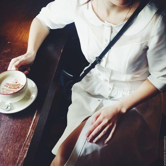 Платья ручной работы. Ярмарка Мастеров - ручная работа. Купить Свадебное платье на заказ. Handmade. Белый, свадебное платье