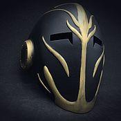 Субкультуры handmade. Livemaster - original item The mask is Back in Black. Handmade.