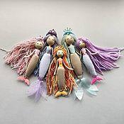 Куклы и игрушки handmade. Livemaster - original item Dolls and dolls: The little mermaid is a Play doll. Handmade.