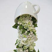 Для дома и интерьера ручной работы. Ярмарка Мастеров - ручная работа Парящая чаша, чаша изобилия.. Handmade.