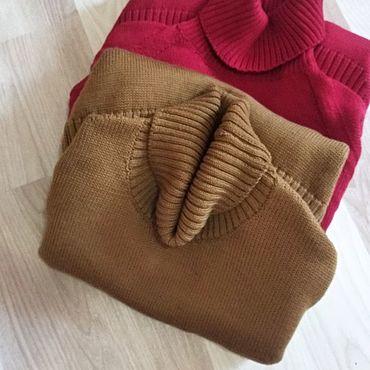 Одежда ручной работы. Ярмарка Мастеров - ручная работа Водолазки:IREN. Handmade.