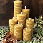 Фен-шуй и эзотерика handmade. Livemaster - original item CANDLE CLEANING FIRE SNAKE. Handmade.