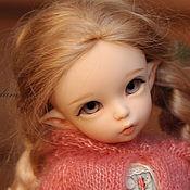 Куклы и игрушки ручной работы. Ярмарка Мастеров - ручная работа Кофточка.. Handmade.
