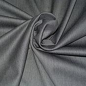 Ткани ручной работы. Ярмарка Мастеров - ручная работа Плотная двухслойная костюмная шерсть. Handmade.