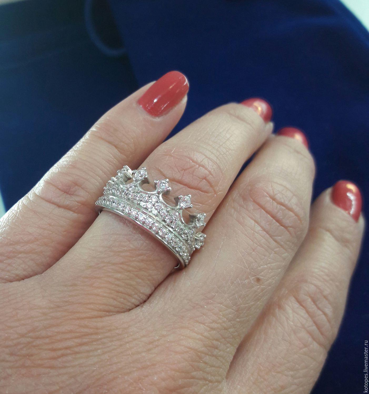 Кольцо в подарок от свекрови 869