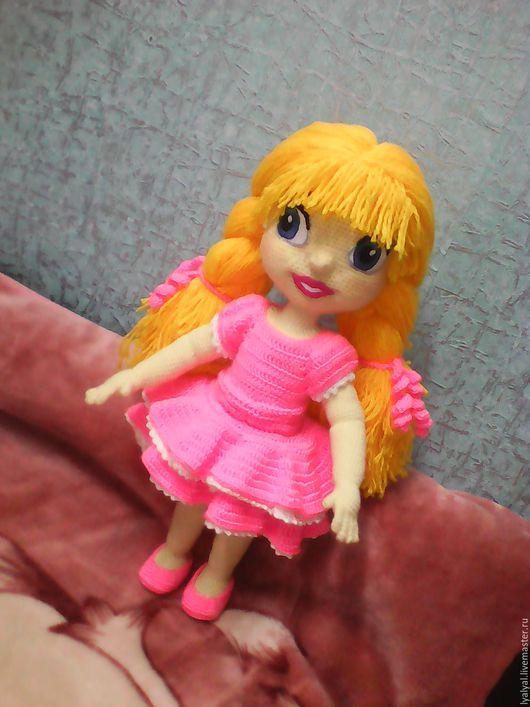 Кукла Дашенька.